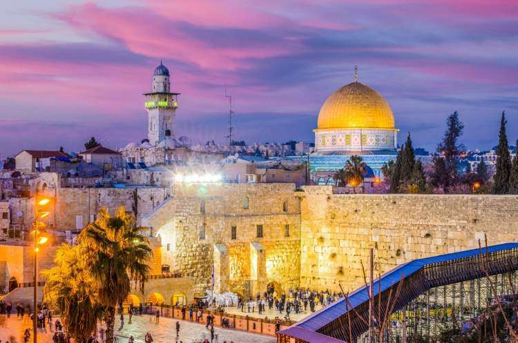 Passeio pelas ruas da Cidade Velha de Jerusalém