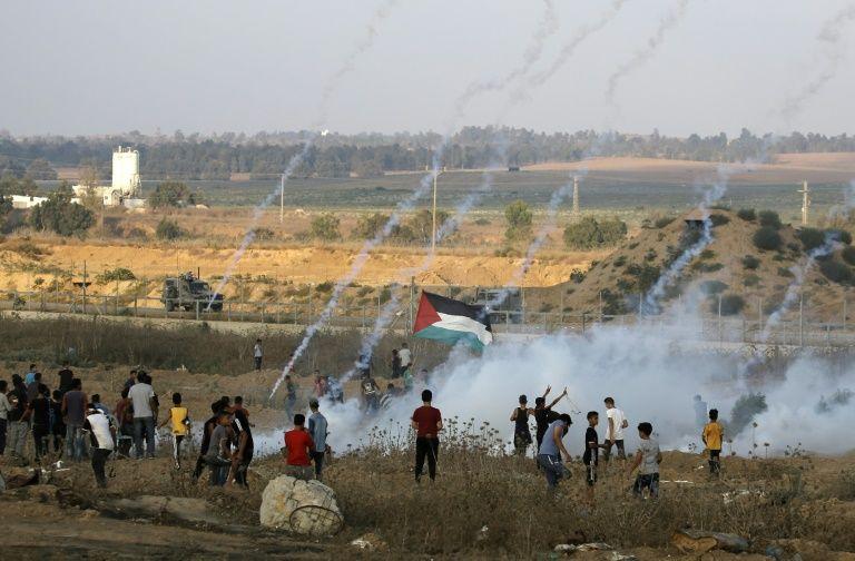 Israel bombardeia bases do Hamas após lançamento de mísseis