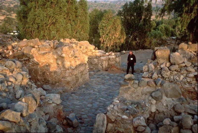 Antiga cidade bíblica e lendária Igreja dos Apóstolos teriam sido descobertas em Israel