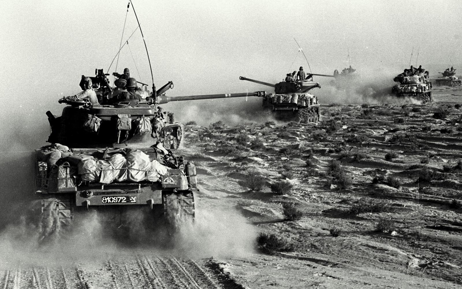 Os Milagres de Deus em Israel –  A Guerra dos Seis Dias, 1967