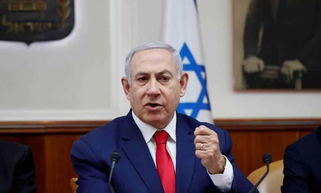 O vídeo que chocou Benjamin Netanyahu