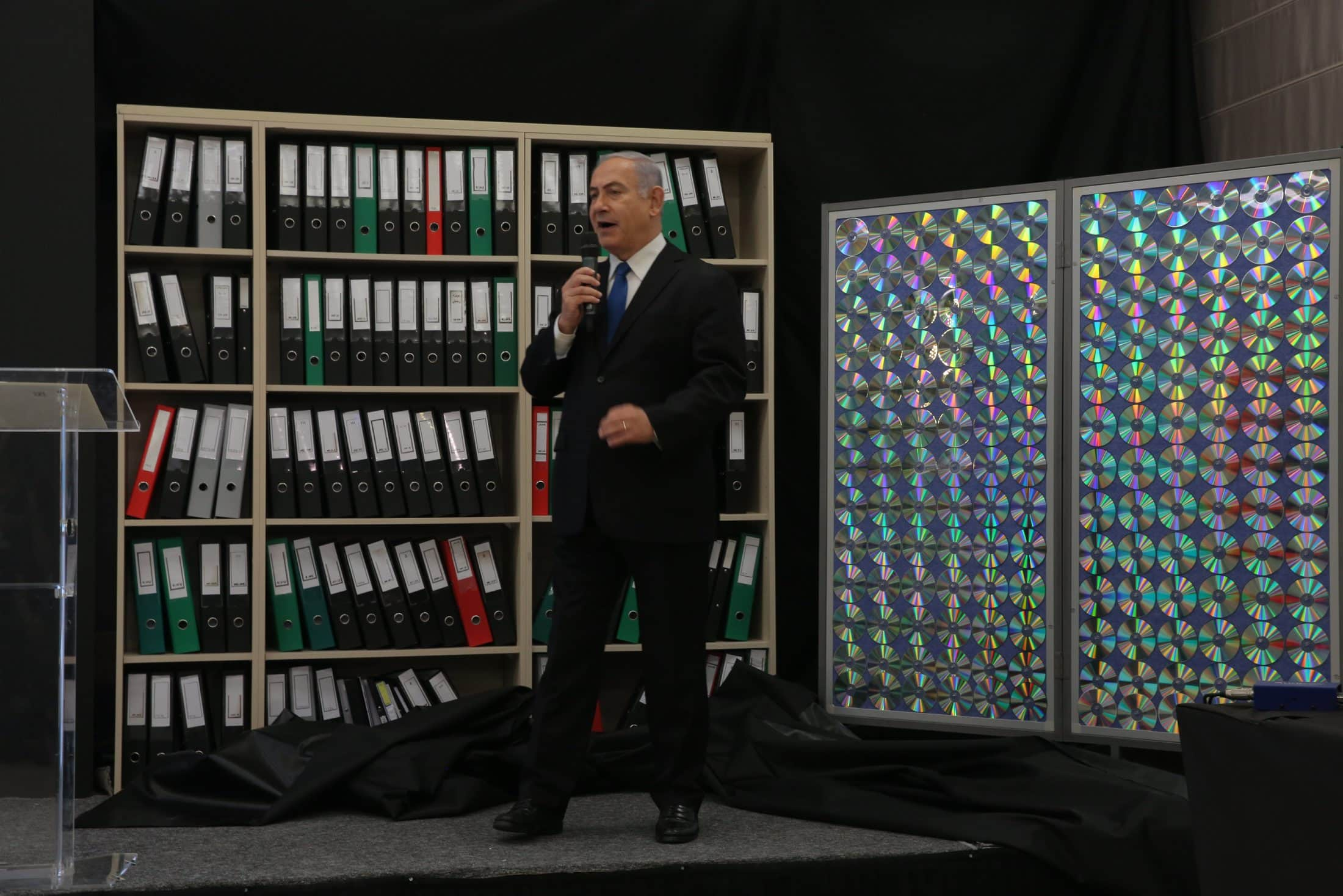 Israel acusa Irã de ter construído sítio nuclear secreto