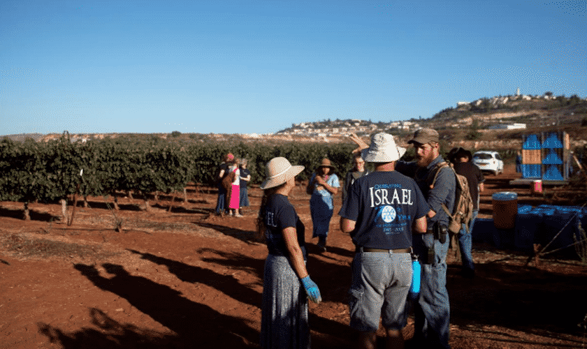 """Evangélicos apoiam judeus na Judeia e Samaria para cumprimento de """"profecia bíblica"""""""