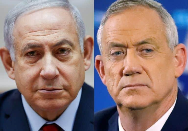 Presidente israelense se reúne com premiê Netanyahu e Benny Gantz