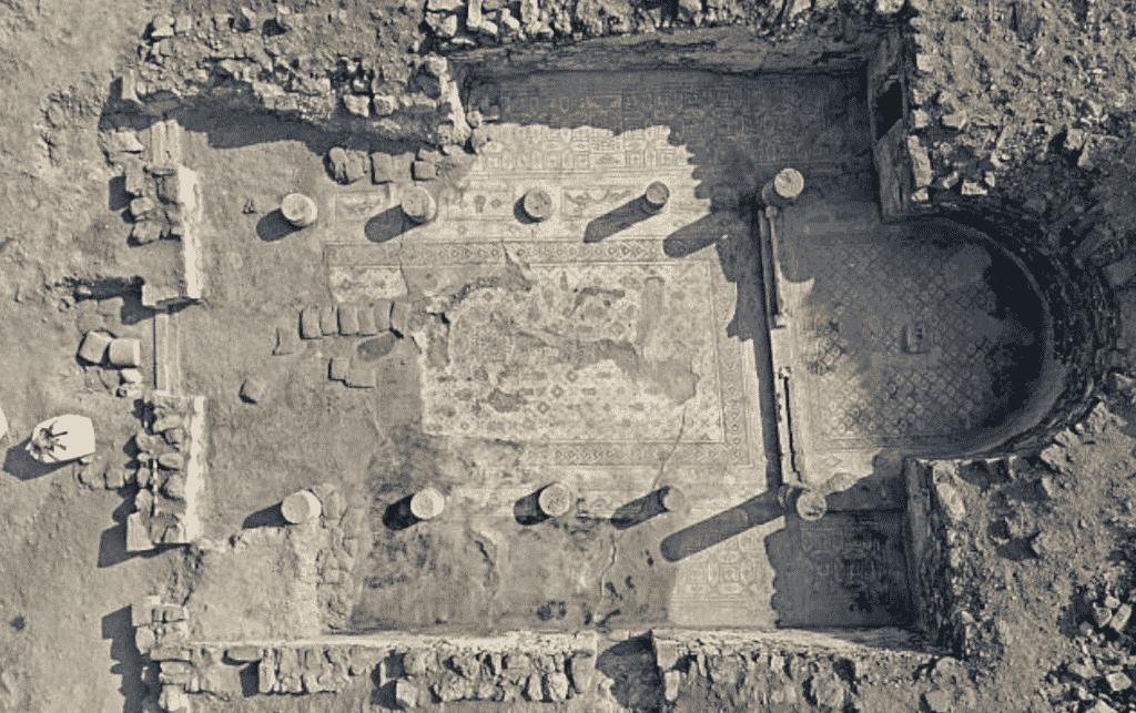 Achado arqueológico em Israel