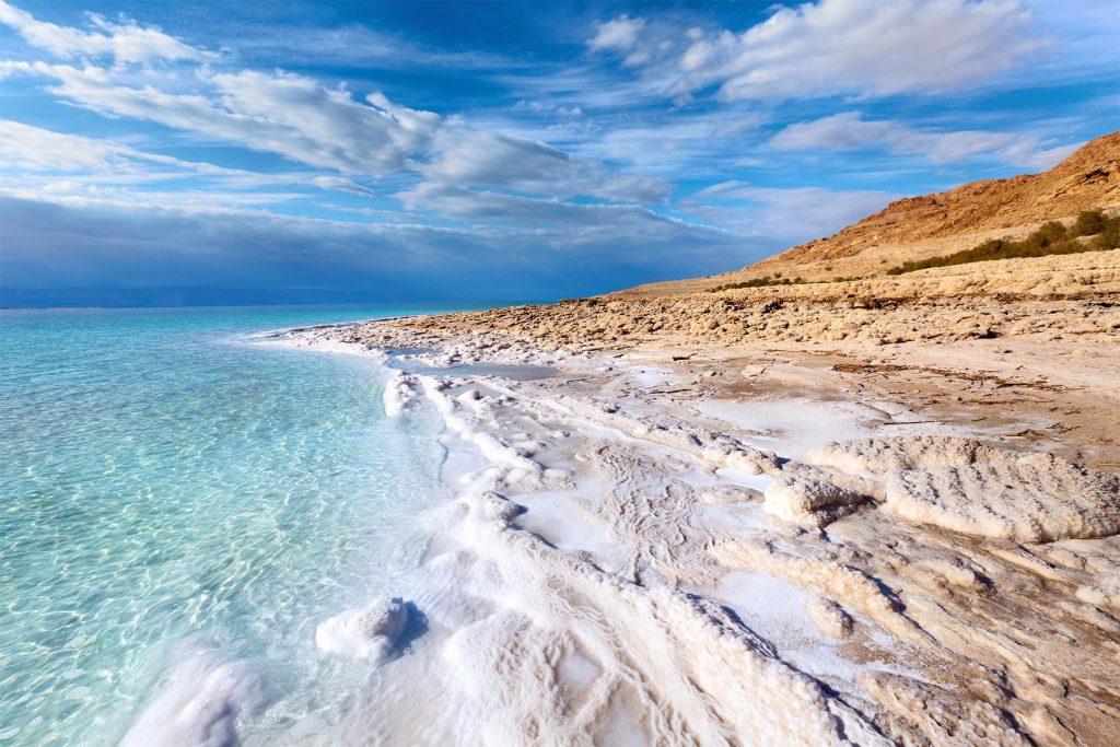 Recuo do Mar Morto