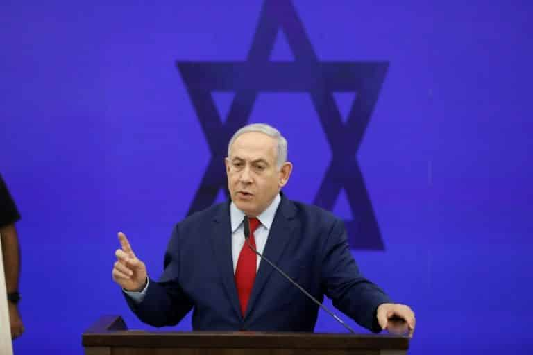 O primeiro-ministro promete anexar parte estratégica da Cisjordânia se reeleito
