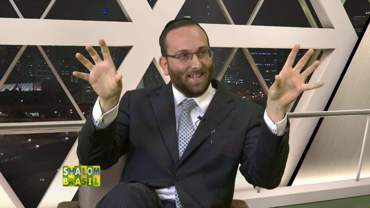 Entrevista com o rabino Sany Sonnenreich, sobre o ano novo judaico.