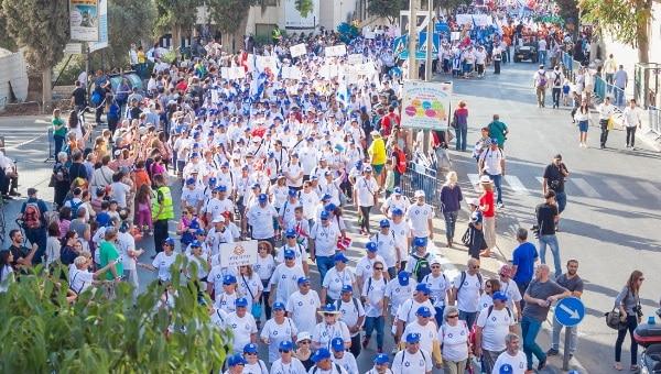 Marcha de Jerusalem