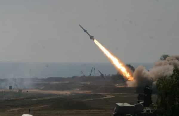 Mísseis de Gaza contra Israel
