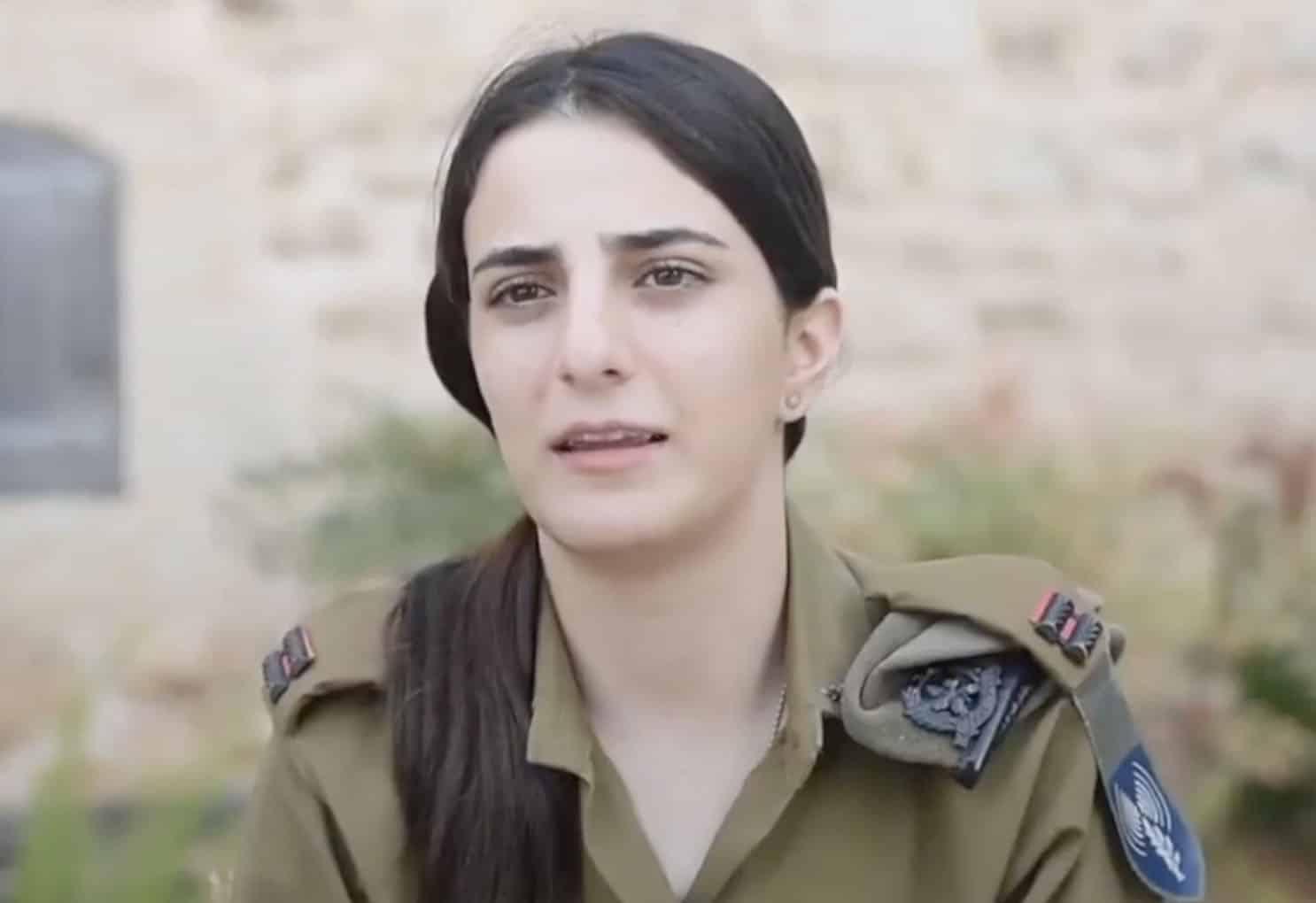 Cristã nas Forças de Defesa de Israel (FDI).