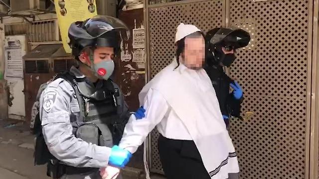 Judeus ultraortodoxos relutam em cumprir normas contra coronavírus