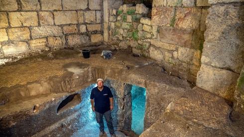 Arqueólogos descobrem complexo de 2000 anos no Muro das Lamentações
