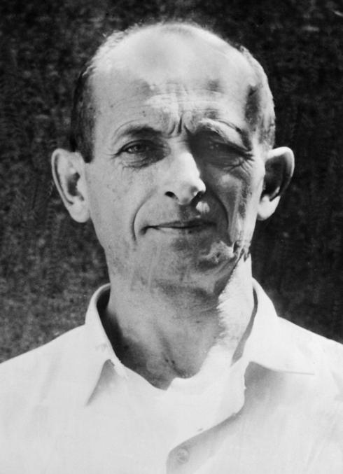60 anos desde a captura do líder nazista Adolf Eichmman