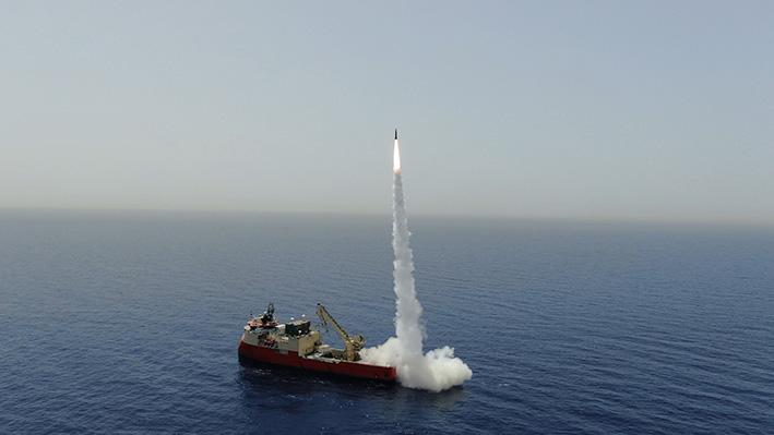 """Israel afirma ter testado """"com êxito"""" mísseis balísticos"""
