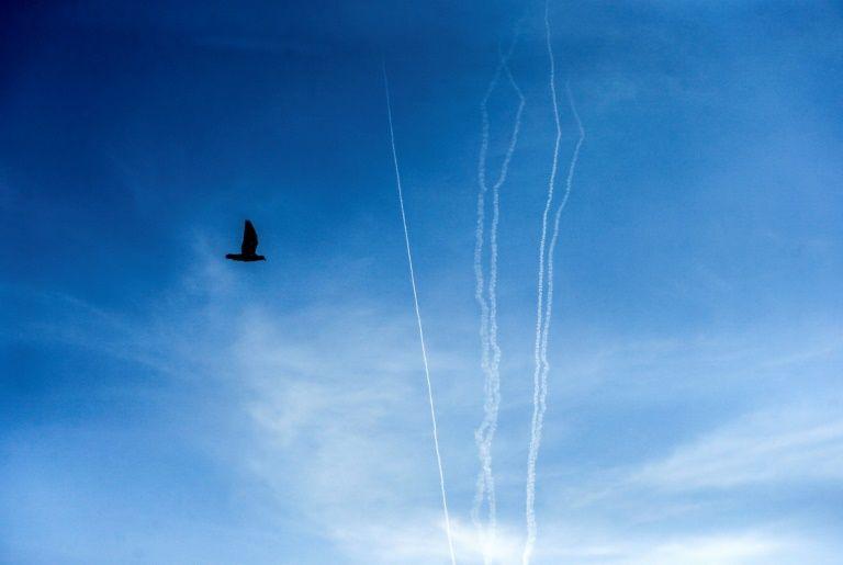 Hamas dispara foguetes em direção ao Mediterrâneo