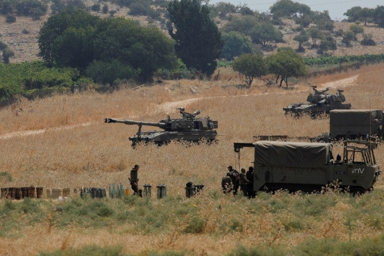 Tensão entre Israel e Hezbollah