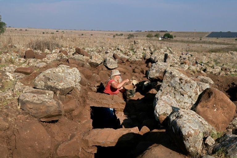 Fortaleza da época do rei Davi é descoberta nas colinas de Golã em Israel