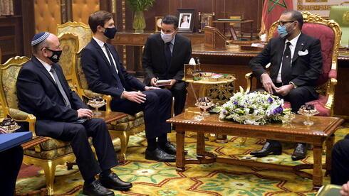 O acordo de paz entre Israel e Marrocos foi assinado