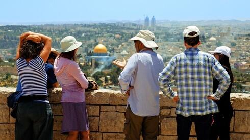 Israel espera reabrir o turismo a partir de abril