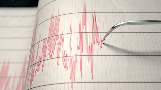 Um forte terremoto abalará Israel nos próximos anos