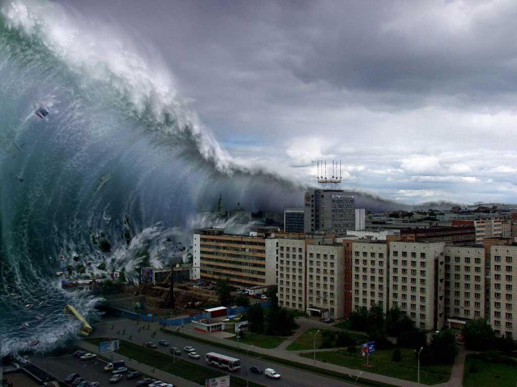 Um poderoso tsunami atingiu Israel há 10.000 anos