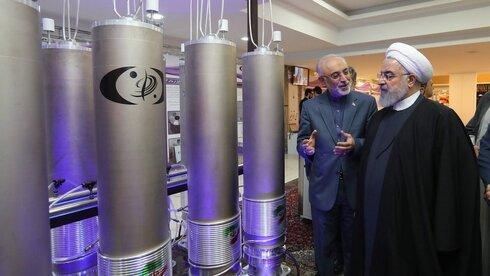 Apesar das violações do Irã, a UE quer salvar o acordo nuclear