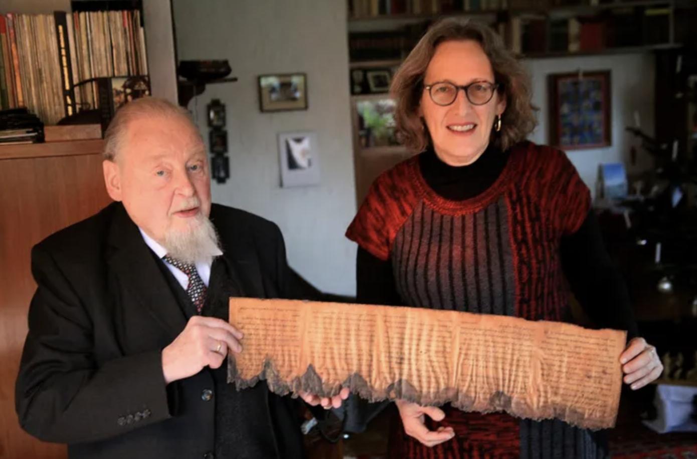 Último descobridor dos Manuscritos do Mar Morto morre de Covid-19