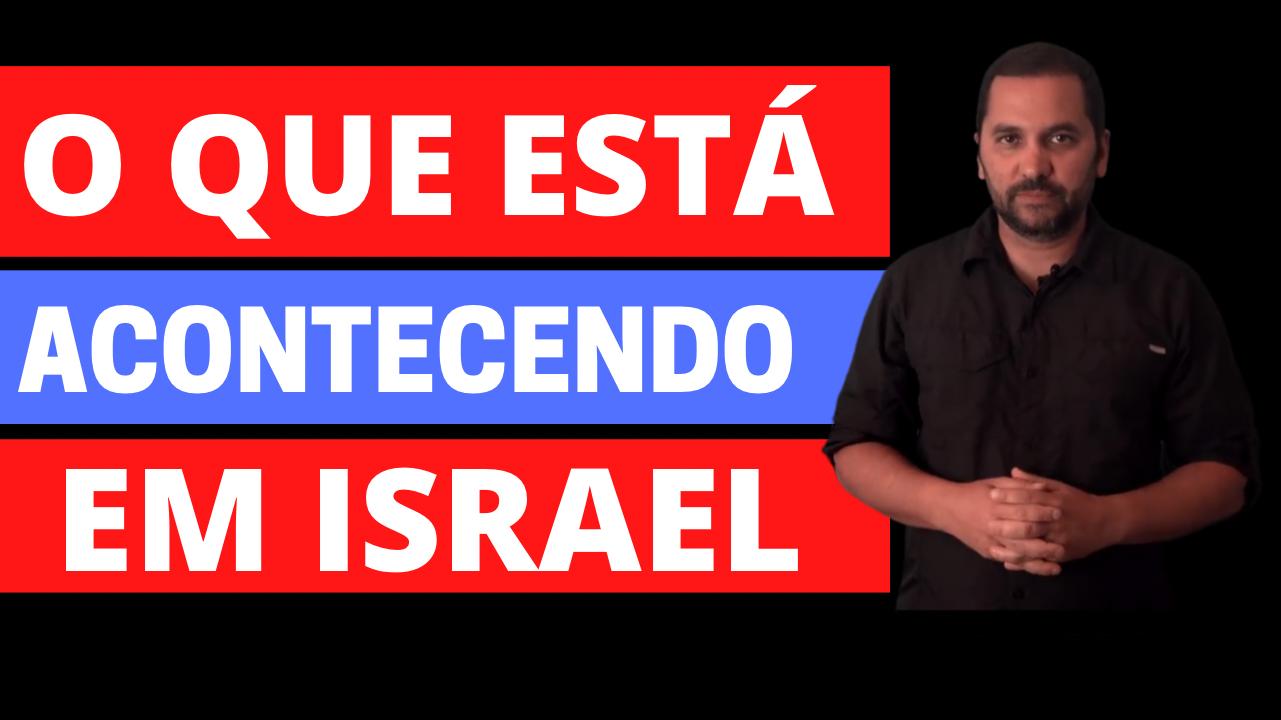 Hamas lança ataque contra Jerusalém