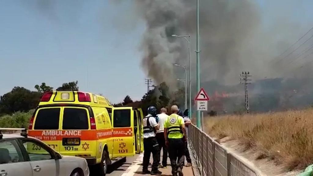 3 foguetes foram disparados do Líbano, em direção a cidade de Kiryat Shmona