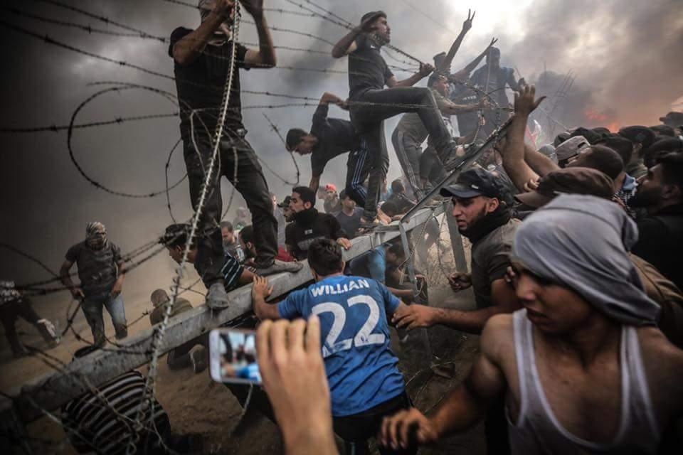 Hamas opta por perigosa tática de irritar Israel na fronteira com Gaza