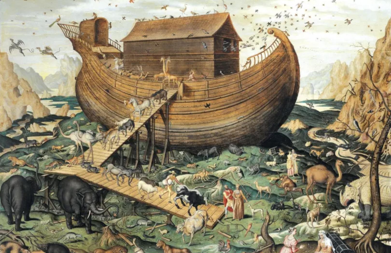A localização da Arca de Noé finalmente foi comprovada